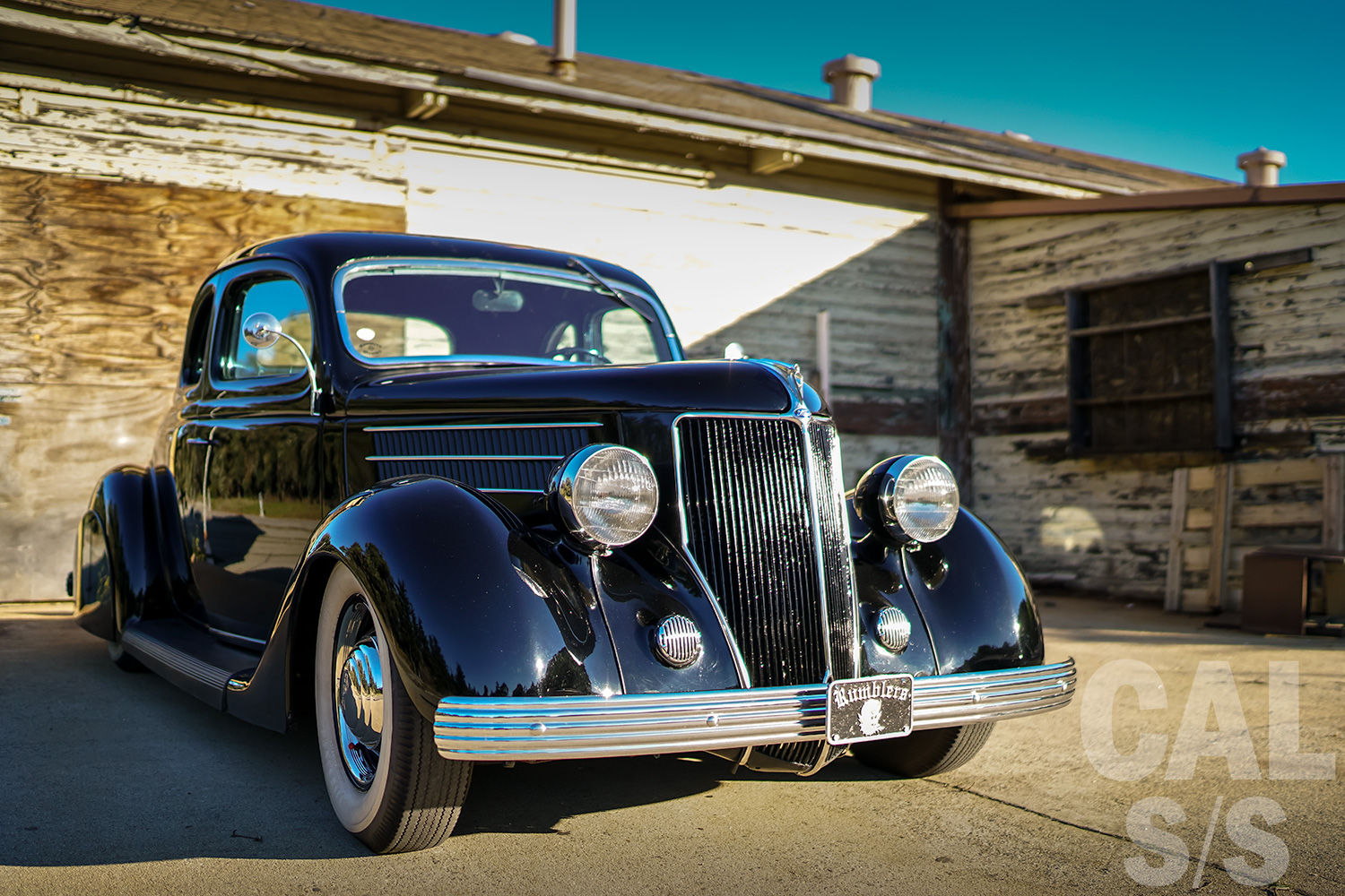 1936 Ford Fort Ord