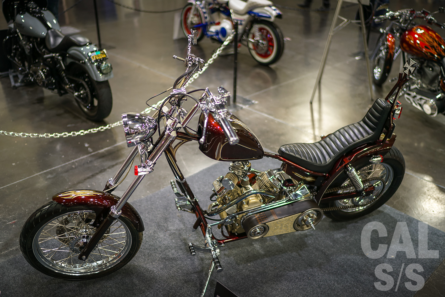 Easyriders Show Briggs and Stratton