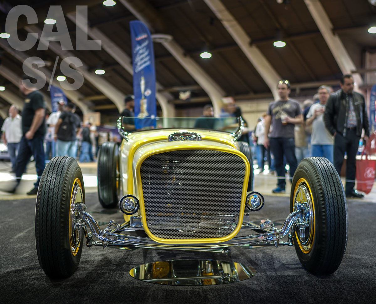 GNRS Show Cars