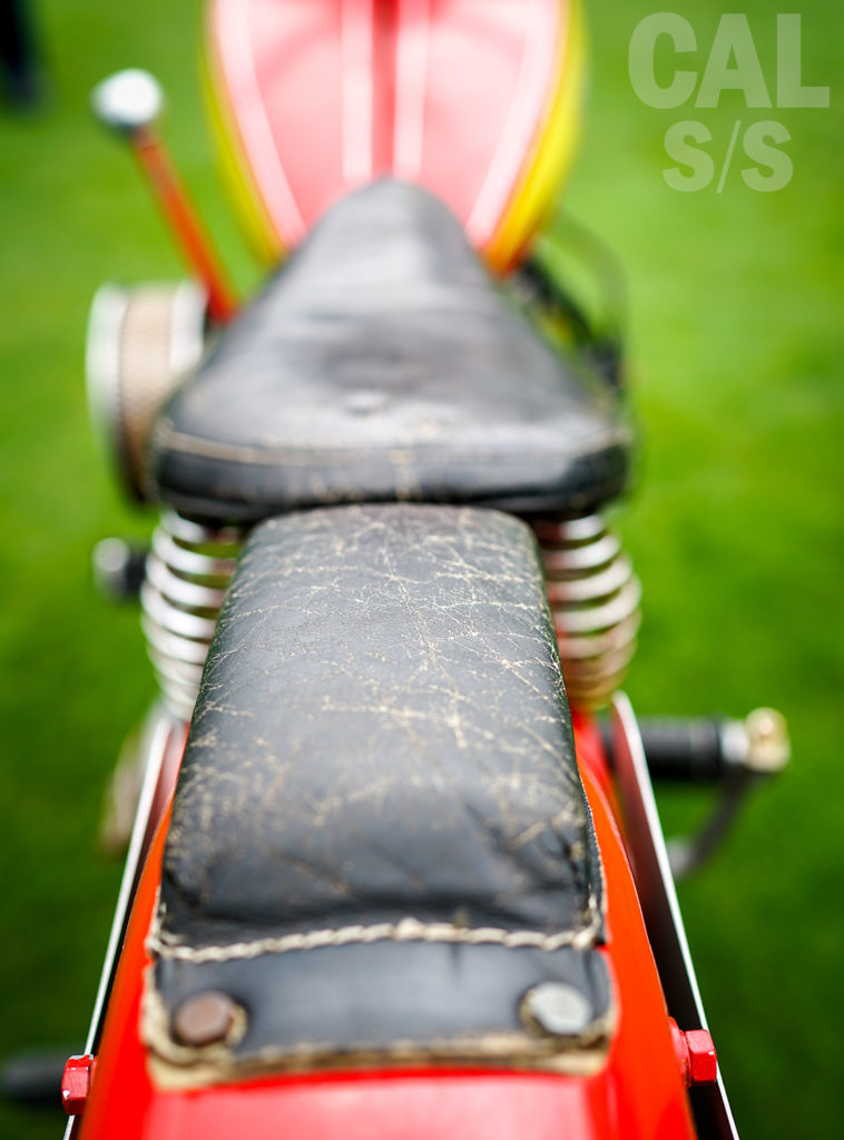Indian Scout Racer