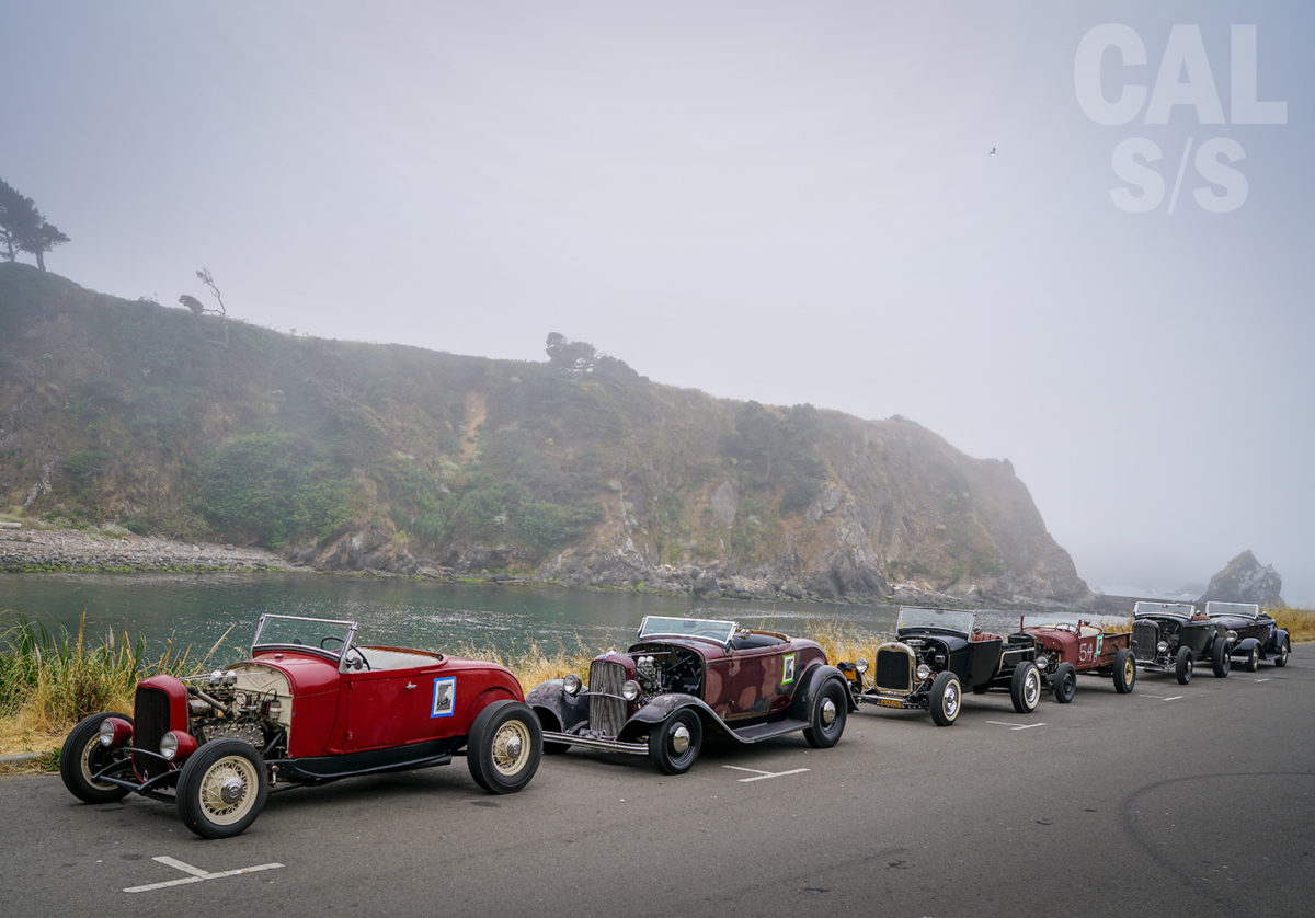Noyo Harbor Roadsters