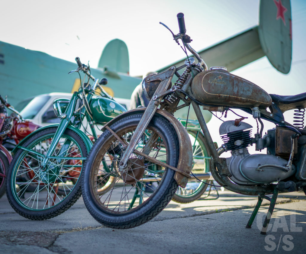 Russian Motorcycles