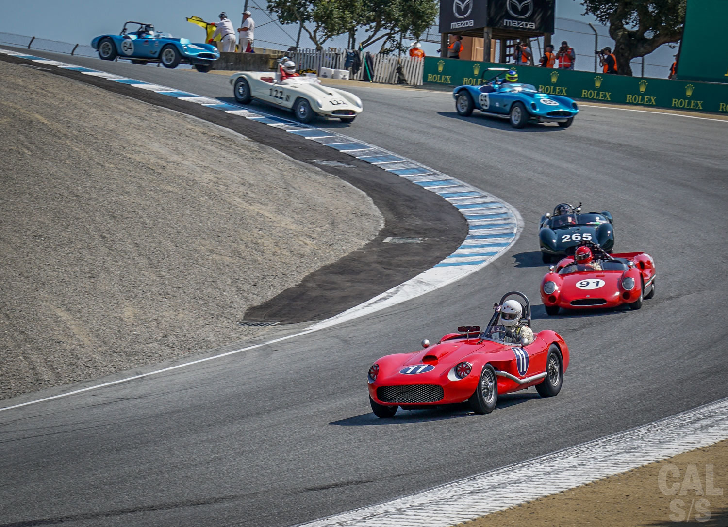 Monterey Motorsports Reunion – California Speed and Style