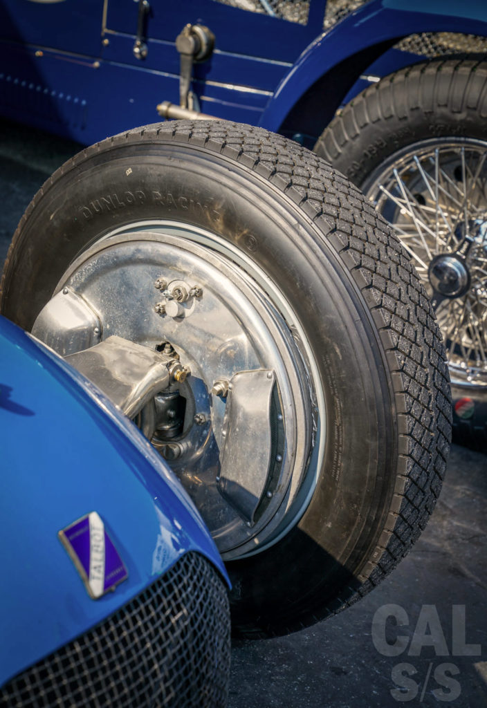 48 Talbot Lago ventilated drums