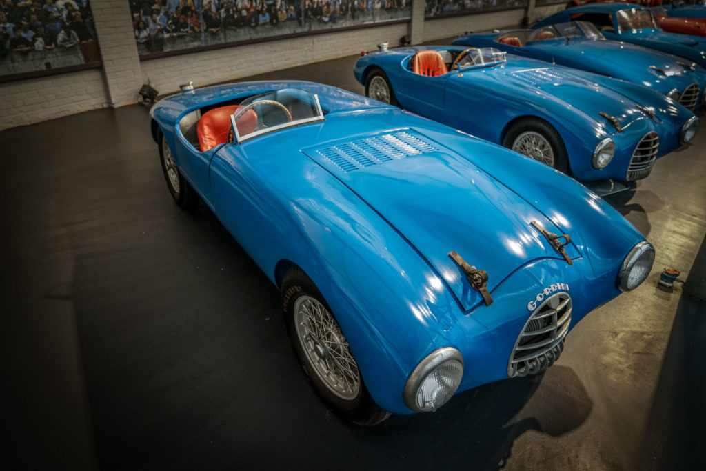 Gordini Race Cars
