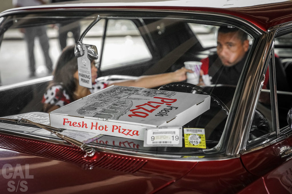 Chevy Pizza Party